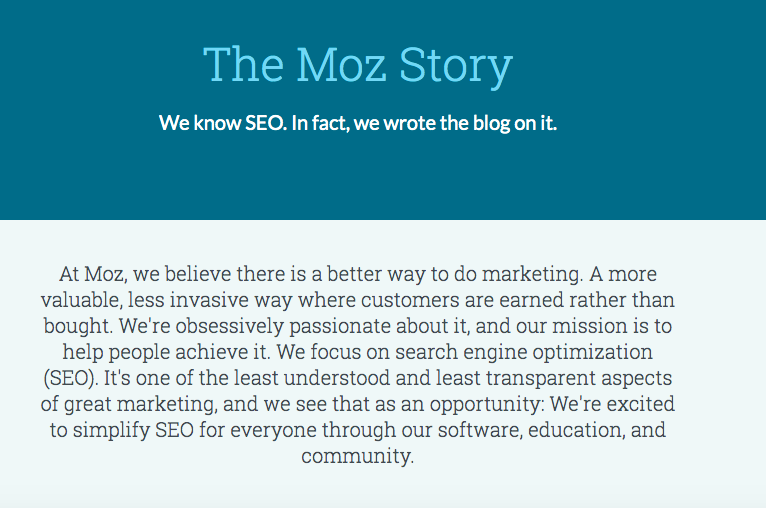Use tools, such as Moz, to check your website's correct ranking results.