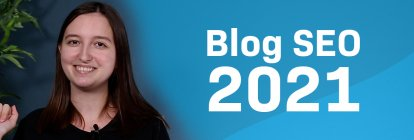 Blog SEO 2021 cover image
