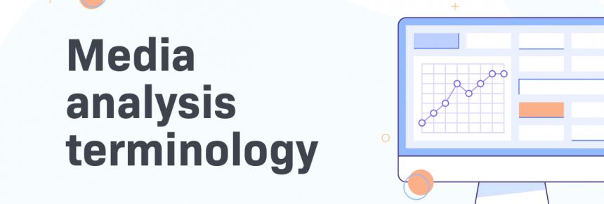 media analysis terminology article header image