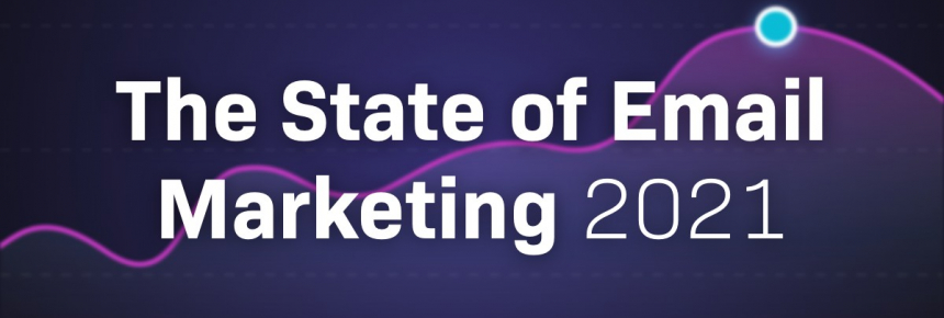 The state of email marketing 2021 cover image