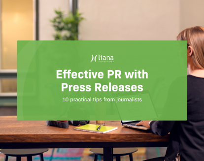 Guide: Effective PR with Press Releases