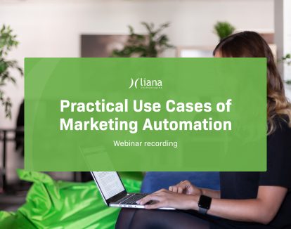 marketing automation examples webinar