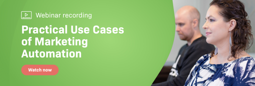Webinar Recording: Practical Use Cases of Marketing Automation