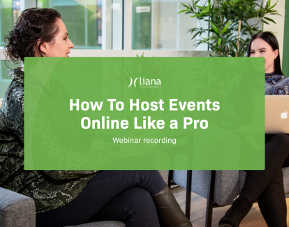 how to host events online