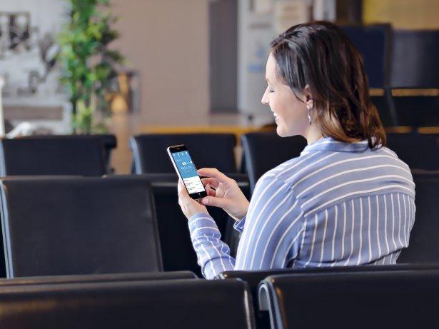 liana marketing automation mobile device
